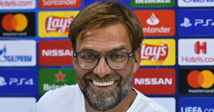 Klopp laughs after Norwegian reporter tries to draw him into Solskjaer debate