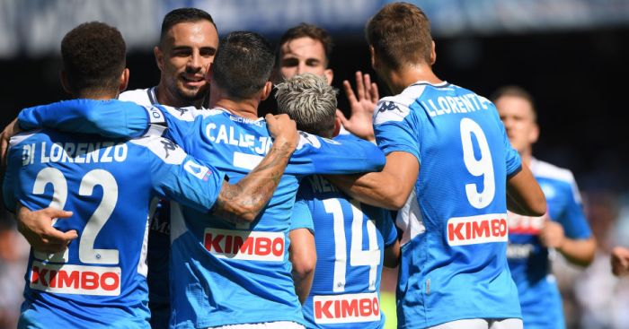 Napoli set huge €120m price for star linked with Premier League move | teamtalk.com