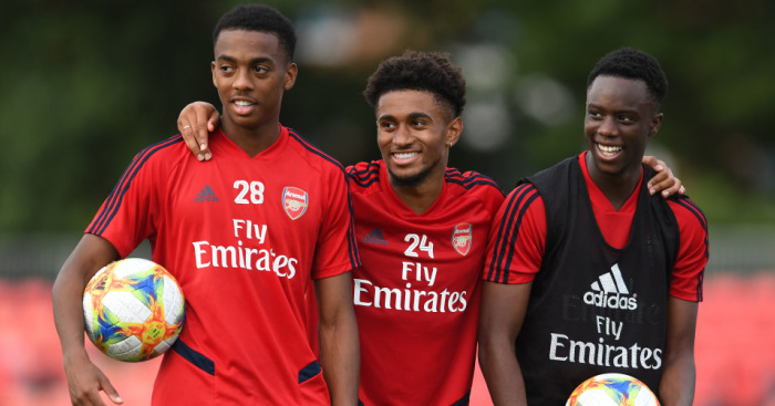 Emery names Arsenal youngster he's desperate to give more minutes to