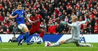 Liverpool Leicester City