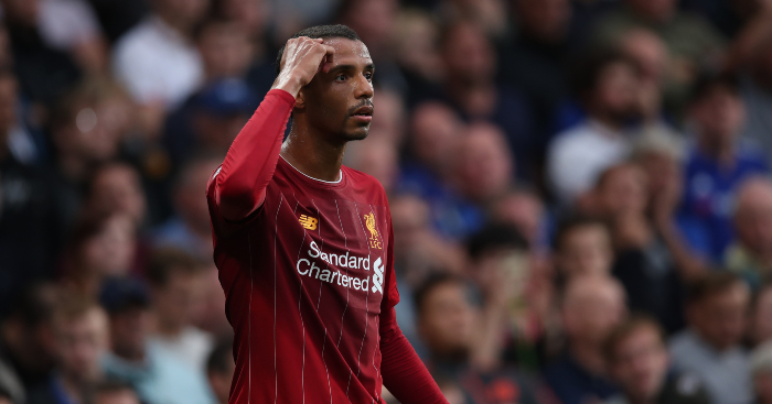 Joel Matip Liverpool - Klopp told Liverpool asking for disaster by relying on one defence solution