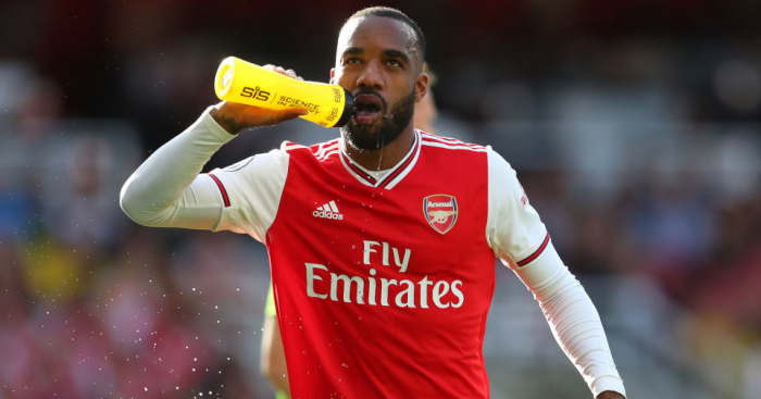 Alexandre.Lacazette1 - Paper Talk: Tottenham offer ready as exciting Prem free agent snubs Arsenal, Liverpool; Lacazette in more Arsenal bother