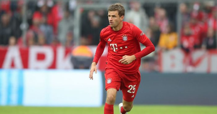 Bayern chief makes key admission following Muller, Liverpool speculation