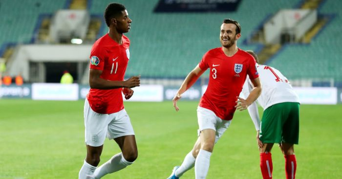 England thrash Bulgaria in Euro 2020 qualifier dominated by racism