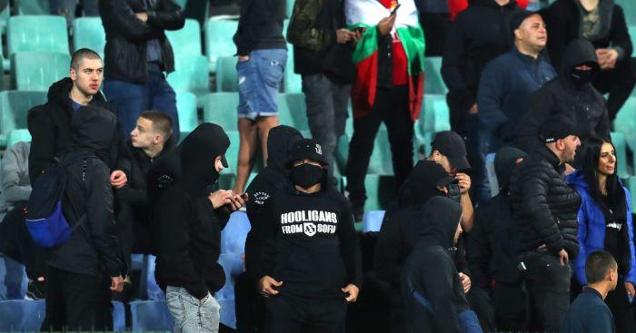 Five move arrested over Bulgaria racist behaviour