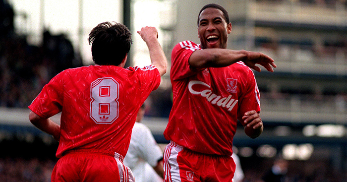 John Barnes Liverpool 1990 - Liverpool legend explains why Klopp can't continue starting front four