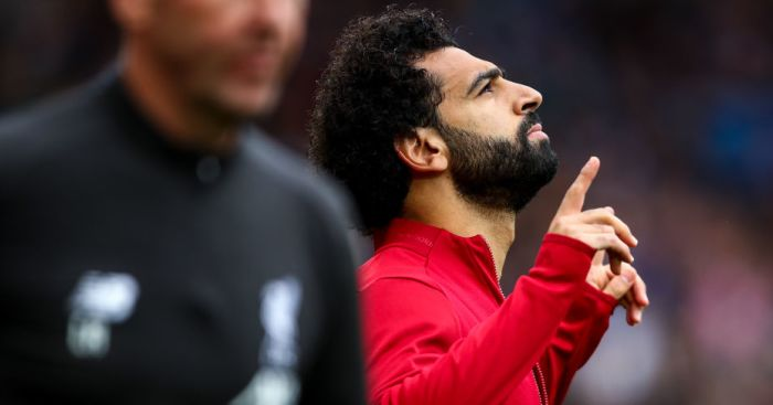 Mo Salah TEAMtalk