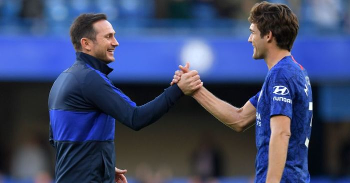 chelsea.newcastle - Lampard rebuffs Mourinho claims; sheds light on talk of Alonso fallout