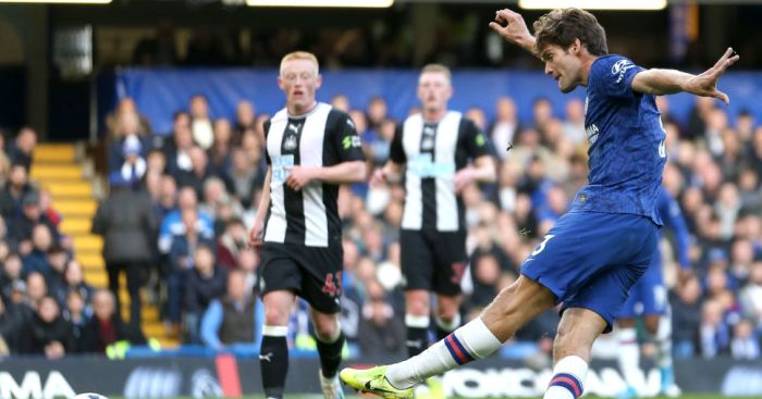 alonso 1 - Frank Lampard reaches milestone as Chelsea beat Newcastle