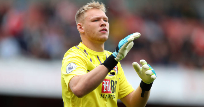 Howe hails Ramsdale as keeper signs new Bournemouth deal
