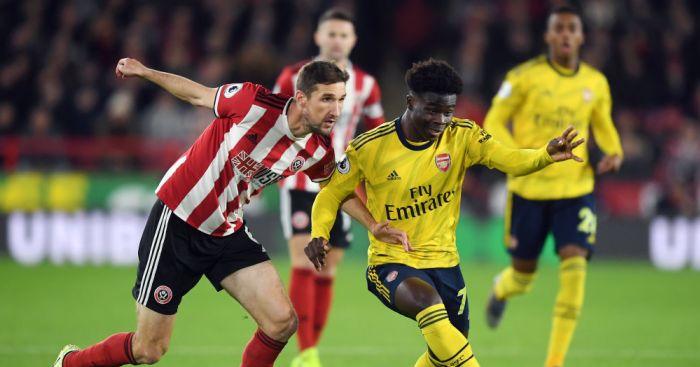 Unai Emery bemoans refereeing decisions in Arsenal defeat to Sheff Utd