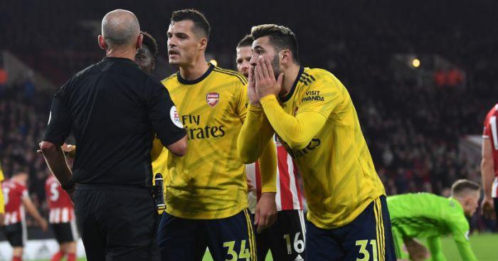 Arsenal players TEAMtalk