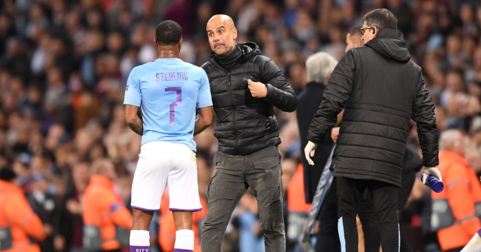 Pep picks out 'brilliant' Man City star after rampant win