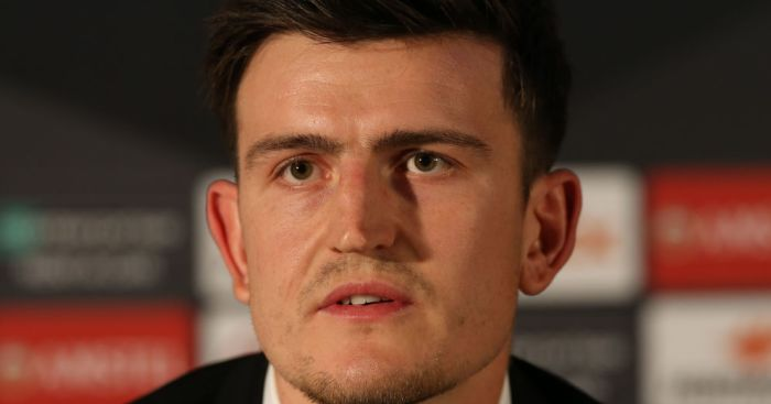 Harry Maguire TEAMtalk