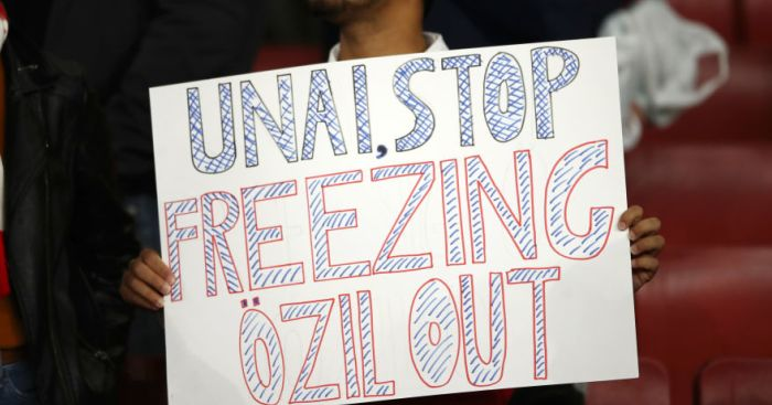Mesut Ozil sign TEAMtalk