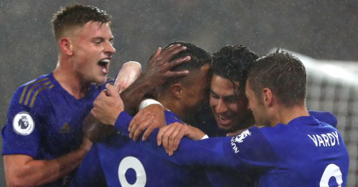 Rodgers raves over one Leicester star following Southampton hammering