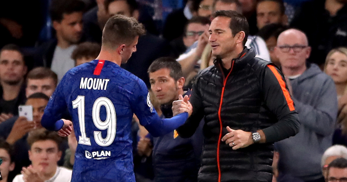 Frank Lampard Mason Mount Chelsea - Lampard rebuffs Mourinho claims; sheds light on talk of Alonso fallout