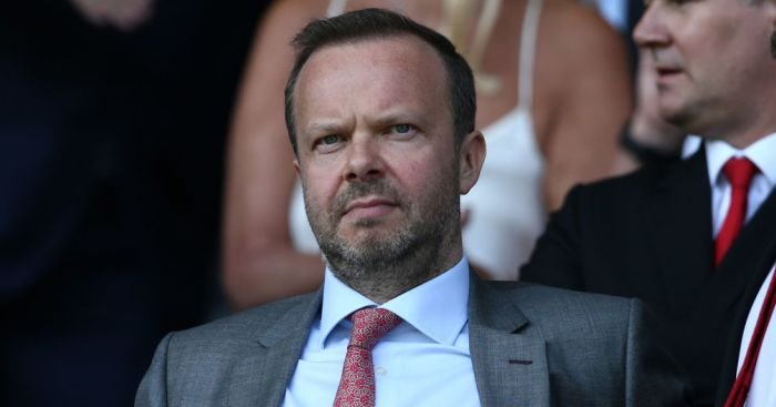 woodward.2 - January signing saw Man Utd deal for Napoli star cave in, claims brother