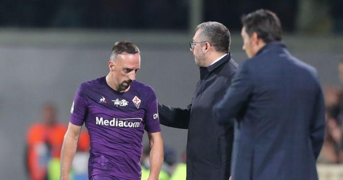 Franck Ribery TEAMtalk