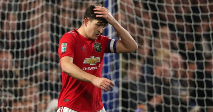 Liverpool star a waste of money; Man Utd fan in hilarious Maguire analogy