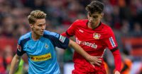 Nico Elvedi, Kai Havertz
