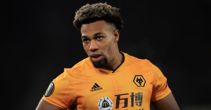 Liverpool interest forces Wolves to stick huge price on Adama Traore - team talk