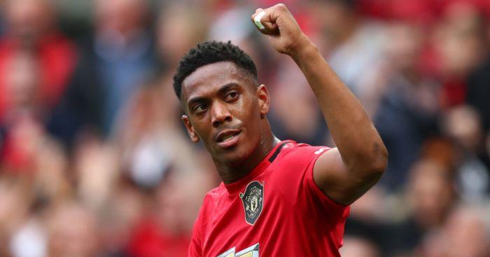 Anthony Martial Man Utd TEAMtalk