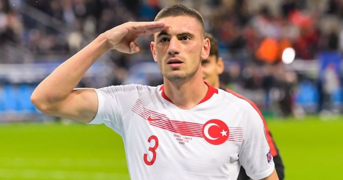 Merih.Demiral1 - Juventus ready to consider offers for top Man Utd, Arsenal defensive target