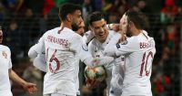 Bruno Fernandes Ronaldo TEAMtalkBruno Fernandes Ronaldo TEAMtalk