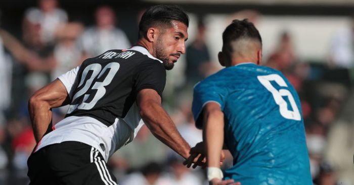 Emre.Can  - Paper Talk: Chelsea make £44m bid for Real Madrid ace; Tottenham warned to end winger interest