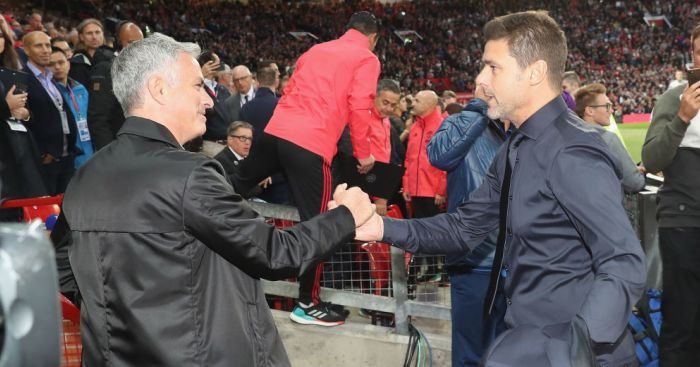Mourinho must spare Man Utd of two players; Role switch for Liverpool star
