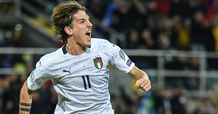 Man Utd watch two-goal Italy star, as they look to replace Matic