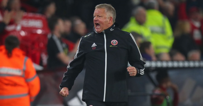 Chris Wilder saddened by VAR after another bizarre decision