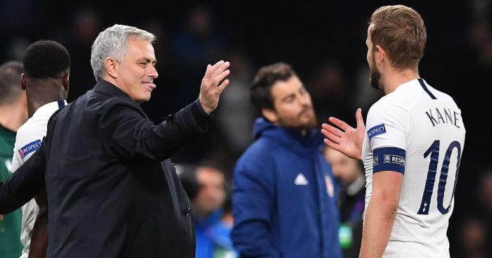 Mourinho chasing sensational €70m striker to partner with Harry Kane
