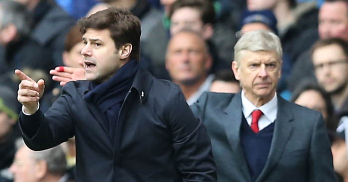 Comparing what Mauricio Pochettino inherited at Spurs to Arsenal now – PF