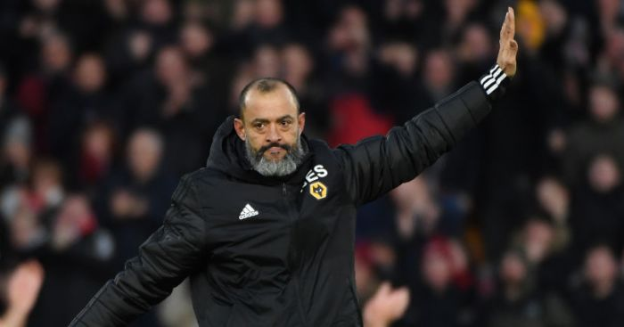 Nuno still looking for improvements from in-form Wolves