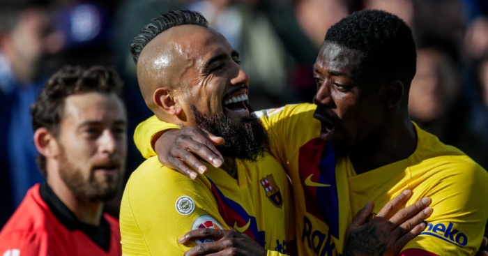Arturo.Vidal .Ousmane.Dembele - Euro Paper Talk: Liverpool submit teasing €25m bid for Fabinho cover; Mourinho fears force star to quit Tottenham