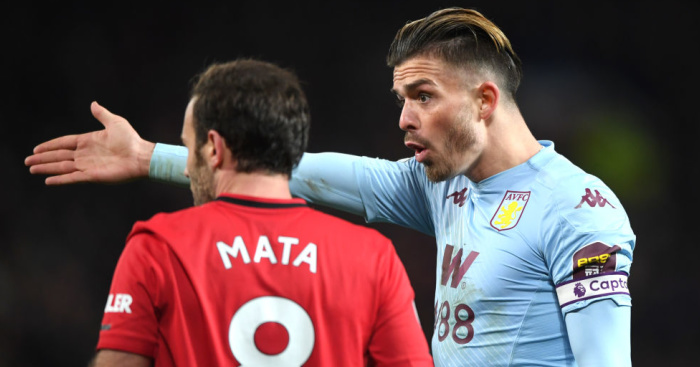 This is why Jack Grealish is a £70m target for Man Utd – Carragher - team talk