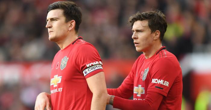Harry.Maguire.Victor.Lindelof - Man Utd star given ultimate Solskjaer snub as latest offer falls well short