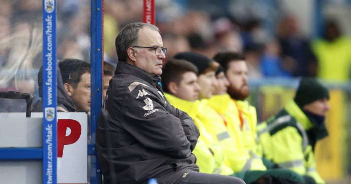 Marcelo Bielsa not getting carried away after Leeds go top
