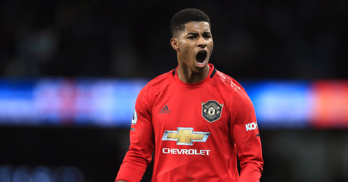 Rashford has his head in the books, as he helps local charity - team talk