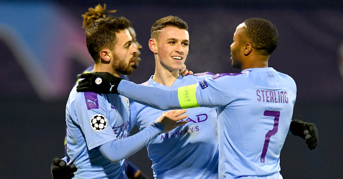 Guardiola raves about City and Chelsea youngsters as he predicts a bright future for England