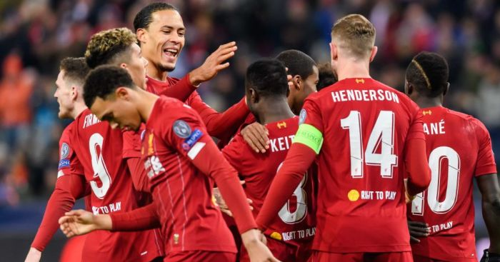Liverpool TEAMtalk