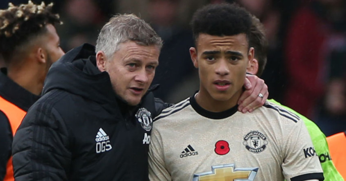 Man Utd star Greenwood becoming impossible to drop, Solskjaer admits