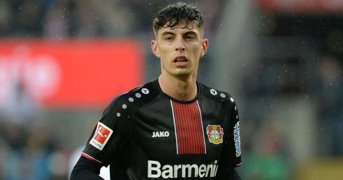 Kai Havertz TEAMtalk