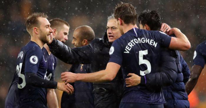 Mourinho temptation for former Spur star's return shunted by Levy barrier