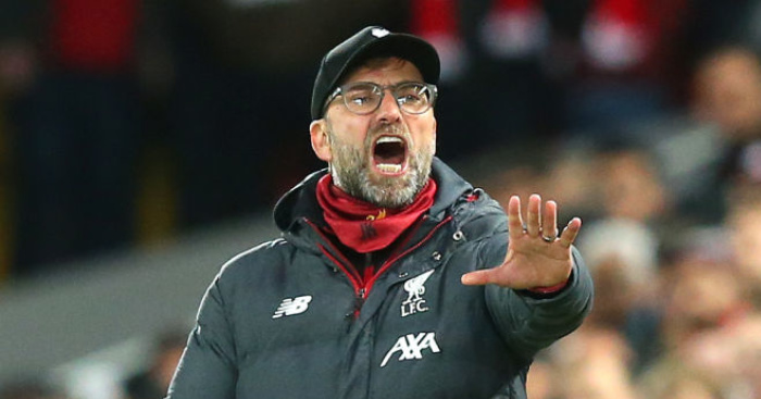 Klopp happy to be called 'lazy' as he addresses Liverpool FA Cup backlash