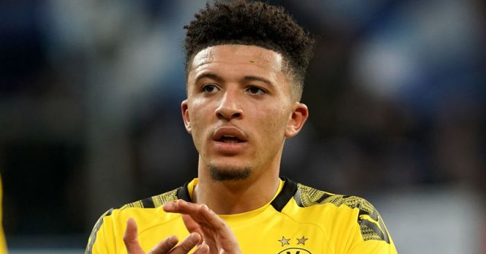 Jadon Sancho TEAMtalk