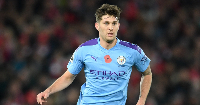 John Stones Man City - Tottenham warned about future chances of signing striker after failed talks