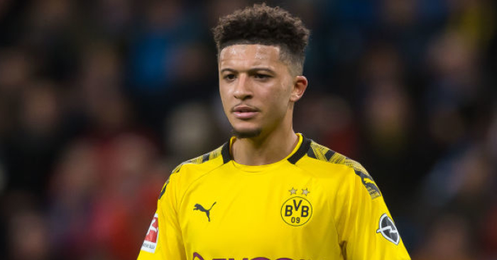 Intriguing Liverpool claim from Sancho relative emerges amid Man Utd talk - team talk